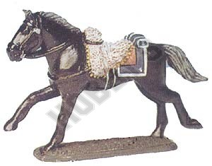 French Cuirassiers Trooper's Horse