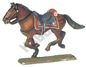 French Polish Lancers Trooper's Horse