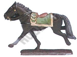 French Empress Dragoons Officer's Horse
