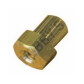 Brass Insert - M4 Thread