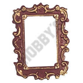 Victorian Ornate Frame - Metal Miniatures