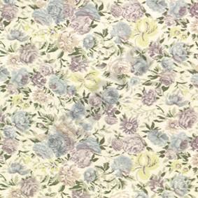Chintz Wallpaper - Multicoloured