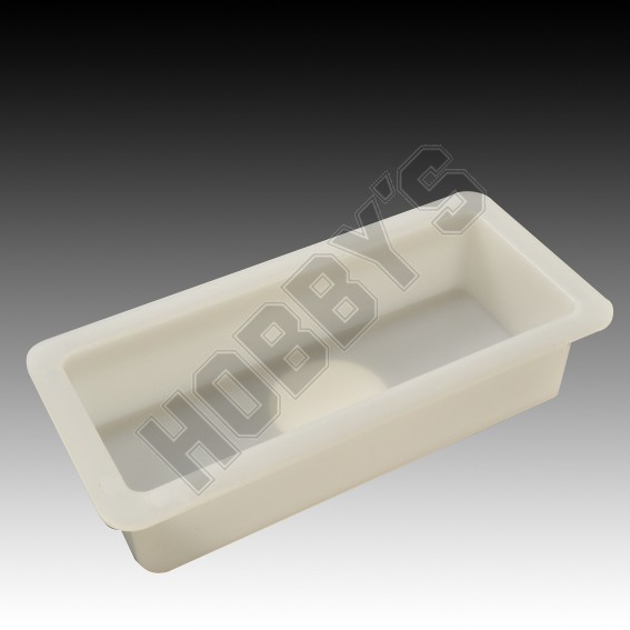 Oblong Mould - 150 X 60 X 30Mm - 300Ml Capacity