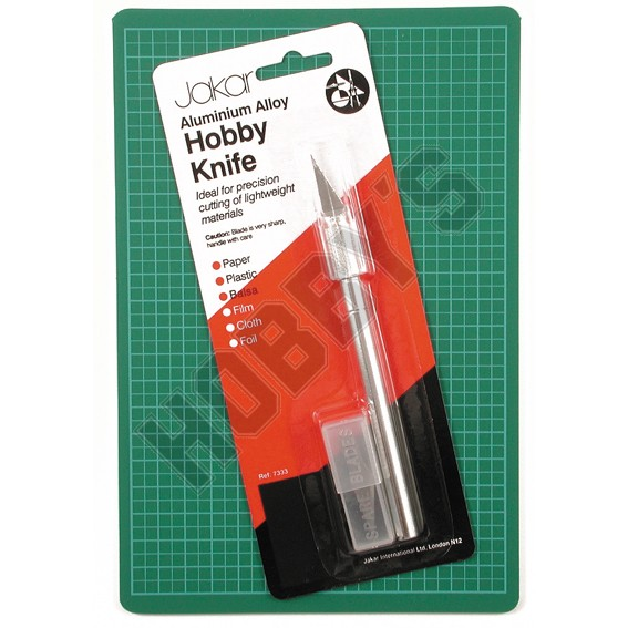Cutting Set A5 Mat & Hobby Knife