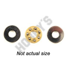 8mm Mini Thrust Ballraces