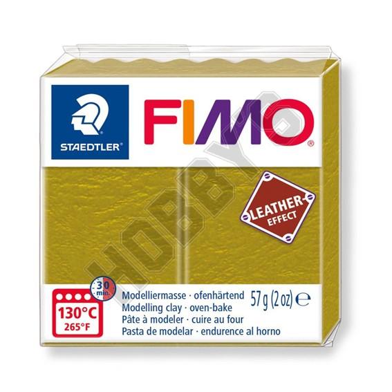 Fimo Leather - Olive