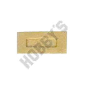 Letter Box - Metal Miniature
