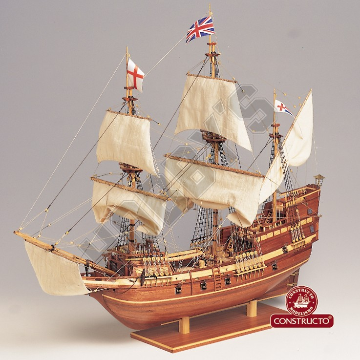 The Mayflower Model Ship Kit