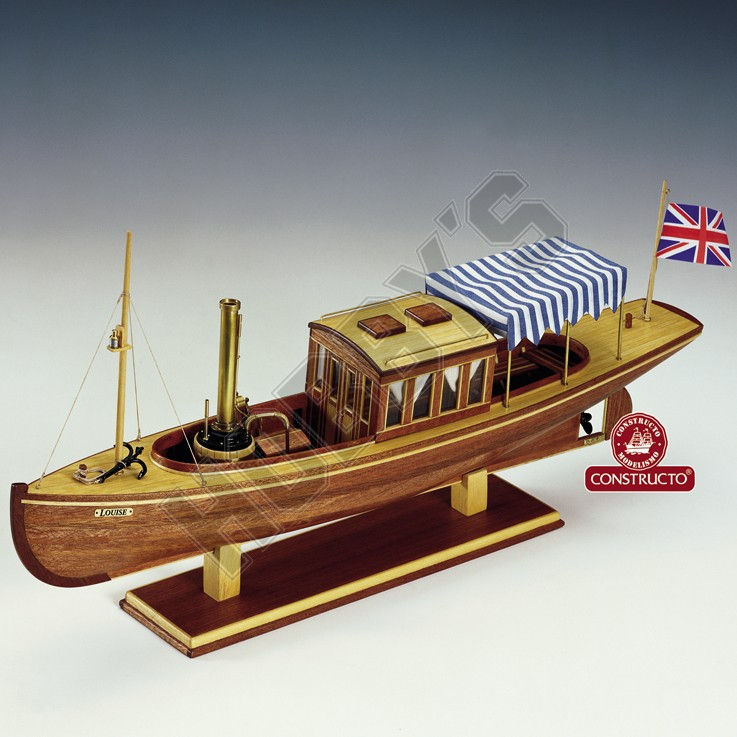 Louise Model Boat Kit