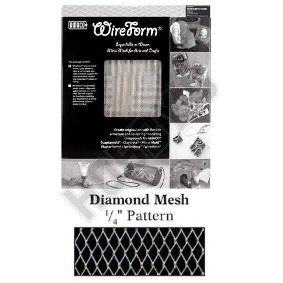 Diamond Mesh Sheets