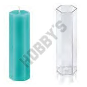 Hexagonal Candle Mould