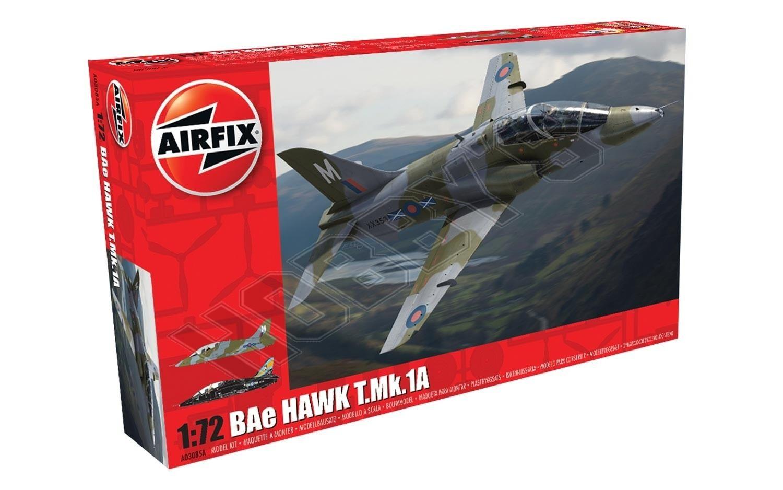 Airfix - BAE Hawk T.1 Box
