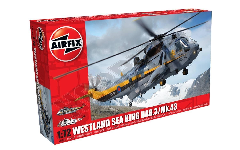 Airfix - Westland Sea King HAR Box
