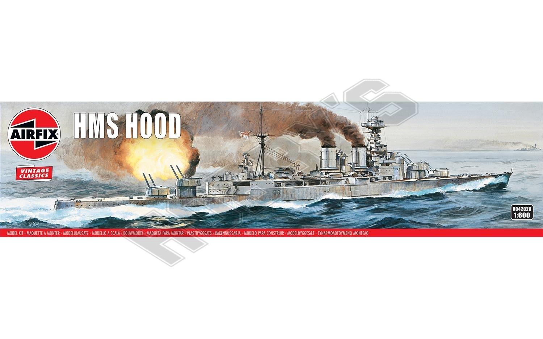 Airfix - HMS Hood