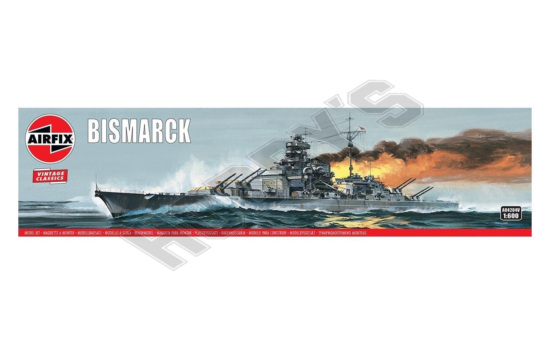 Airfix - Bismarck
