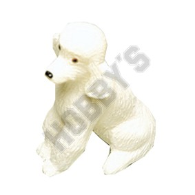 Dog - White Poodle