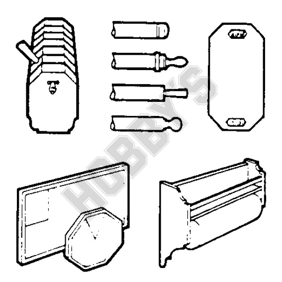 Kitchen Accessories Plan
