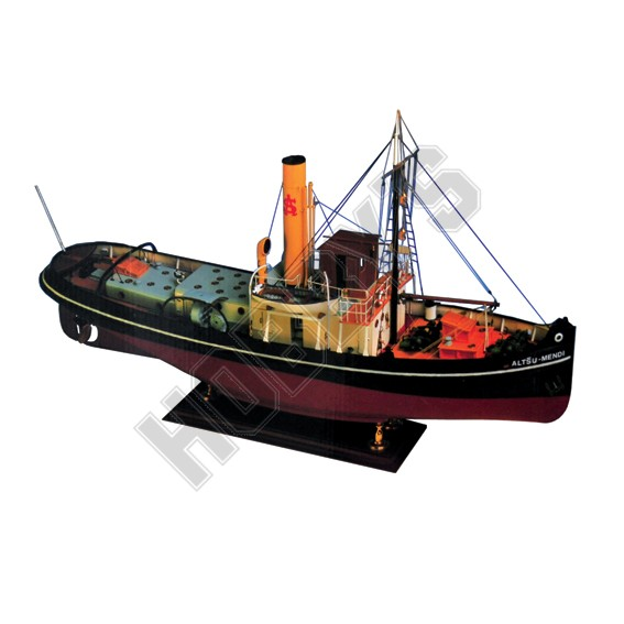 Steam Tugboat  Kit