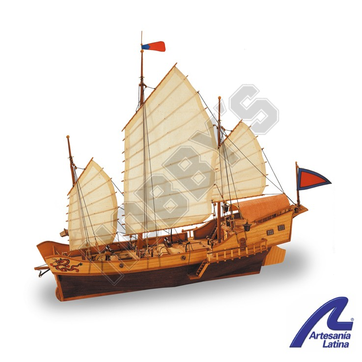 Chinese Junk: Red Dragon