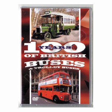 British Buses and Trolley Busses DVD