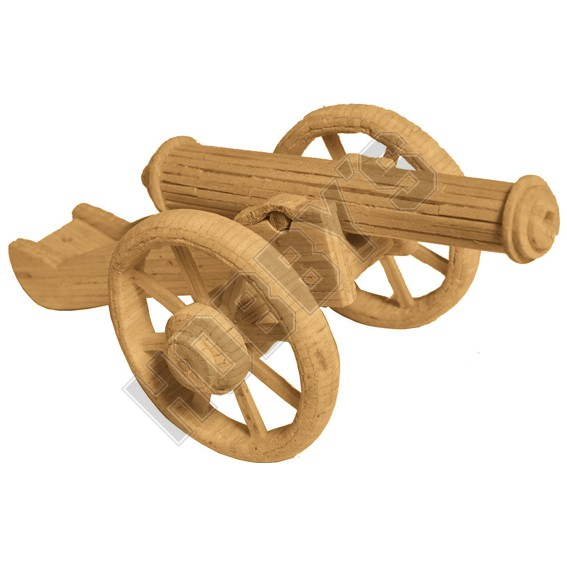 Matchstick Cannon