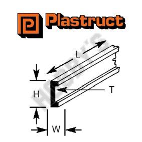 Plastruct - Channel