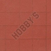 Red Quarry Tiles Cladding