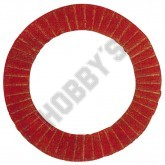 Circular Window - Red Cladding