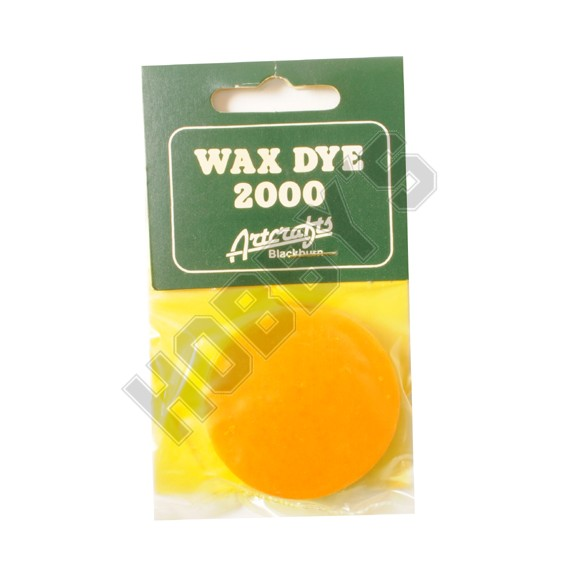 Wax Dye - Yellow