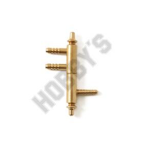 """Brass Pin Hinge - 1-1/4"""""""