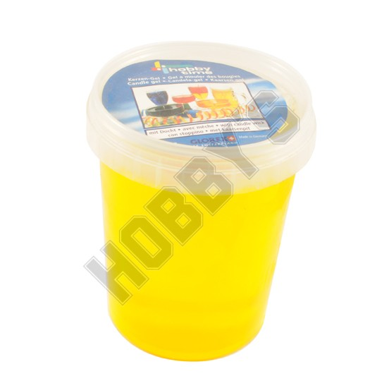Candle Gel - Yellow