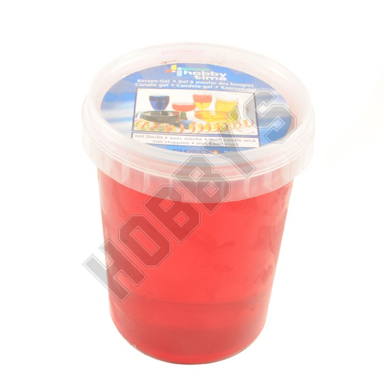 Candle Gel - Red