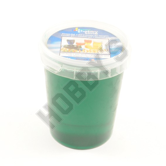 Candle Gel - Green