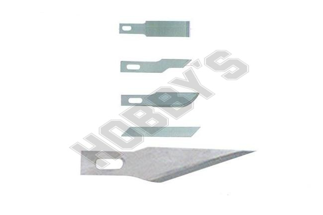 Assorted Blades pack of 5