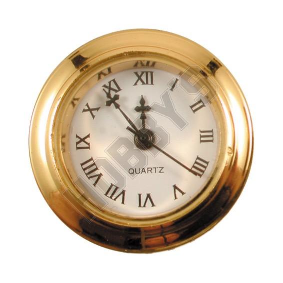 Mini Quartz Insert Clock
