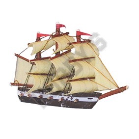 Hms Victory - 1/12th Scale