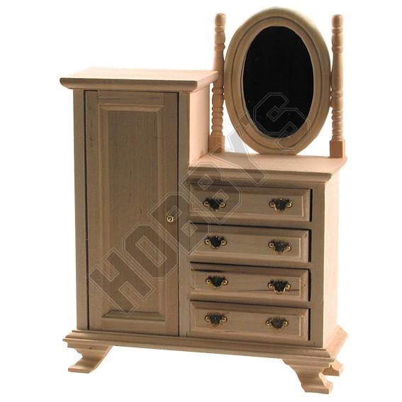 Wardrobe & Dressing Table