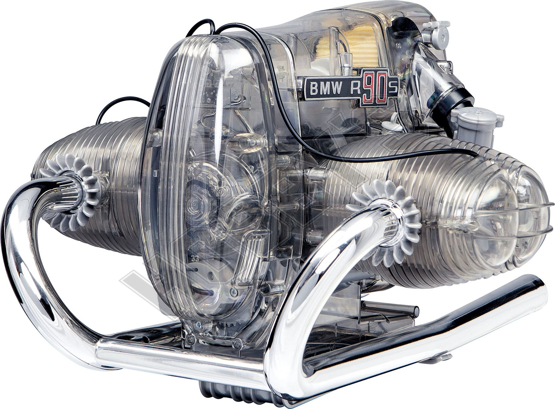Bmw R 90 S Motorcycle Engine 2