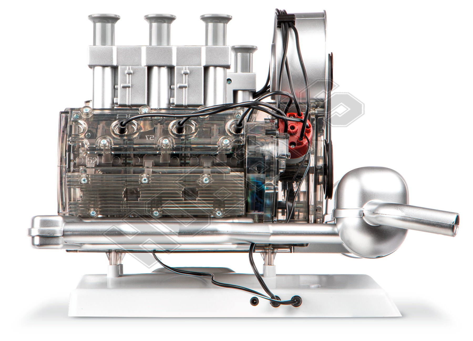 Porsche Flat Six Boxer Engine 1