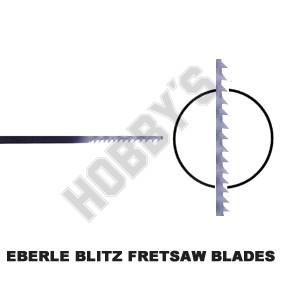 Fret Blades Size 2/0