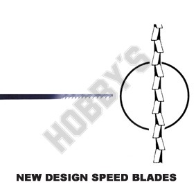 Fretsaw Speed Blade