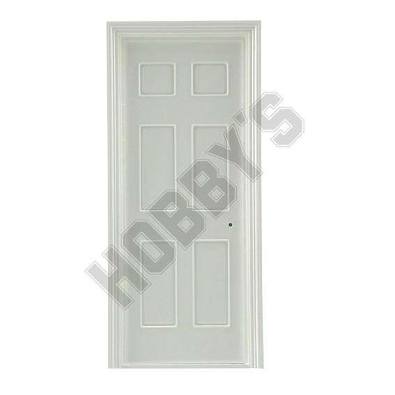 Georgian Interior Door & Frame