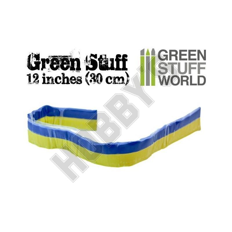 Green Stuff Tape With Gap-30cm