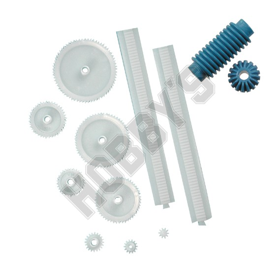 Geartech - 10 Items