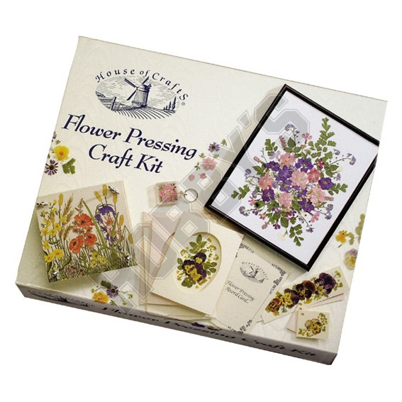 Shop Flower Pressing Craft Kit