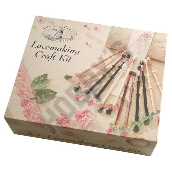 Lacemaking Craft Kit