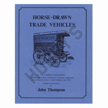 Horse Drawn Trade Vehicles