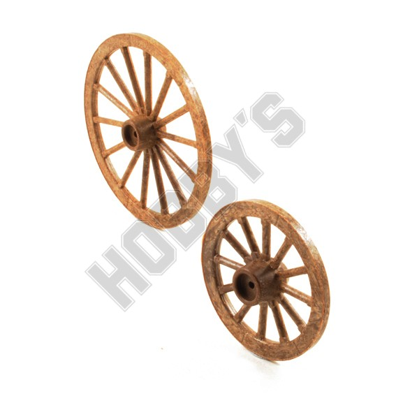 Moulded Hobby's Wheels