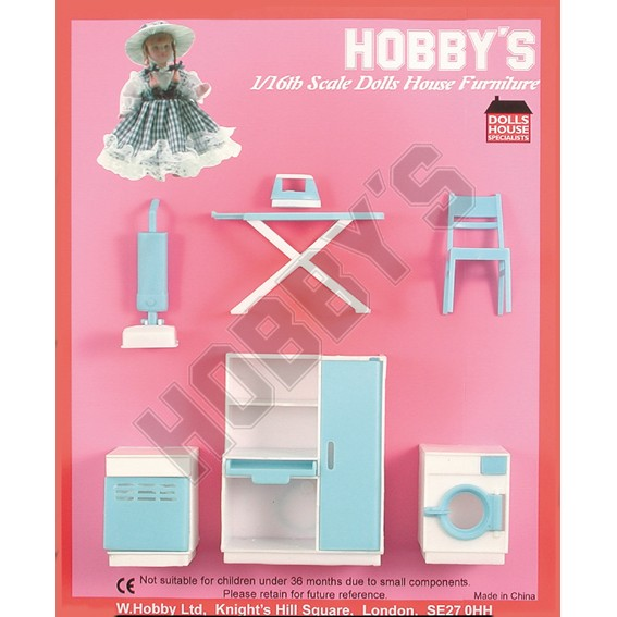 Hobby's Utility Room - 16th Scale