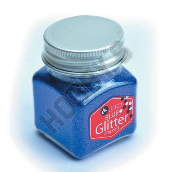 Glitter Blue 40g